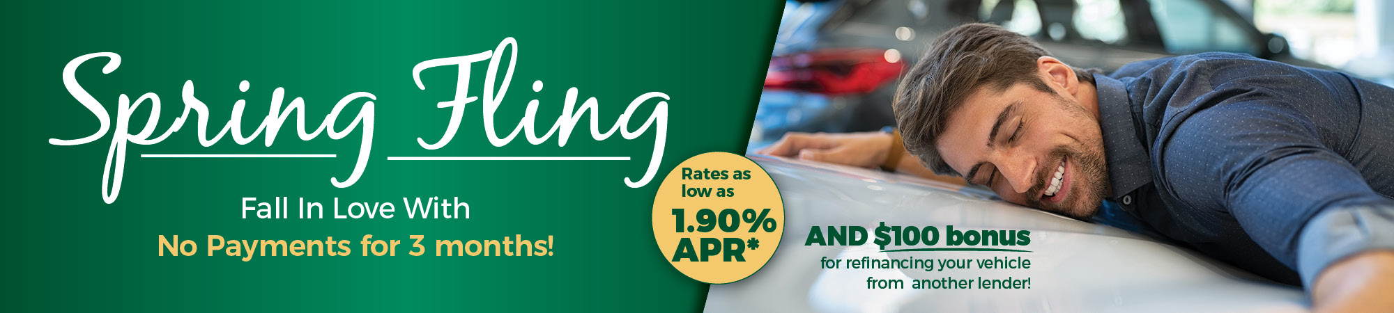 Spring Auto Loan